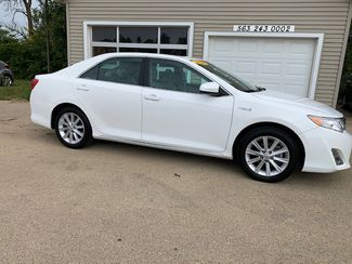 2014 Toyota Camry Hybrid XLE in Clinton, IA 52732
