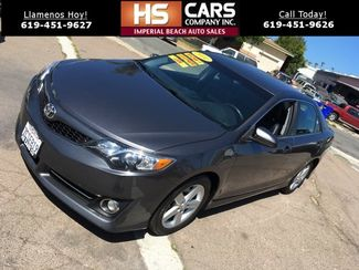 2014 Toyota Camry SE Imperial Beach, California