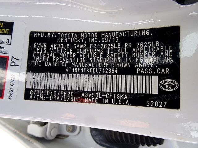 2014 Toyota Camry SE Madison, NC 43