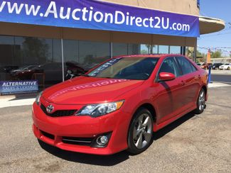 2014 Toyota Camry SE Sport 3 MONTH/3,000 MILE NATIONAL POWERTRAIN WARRANTY Mesa, Arizona