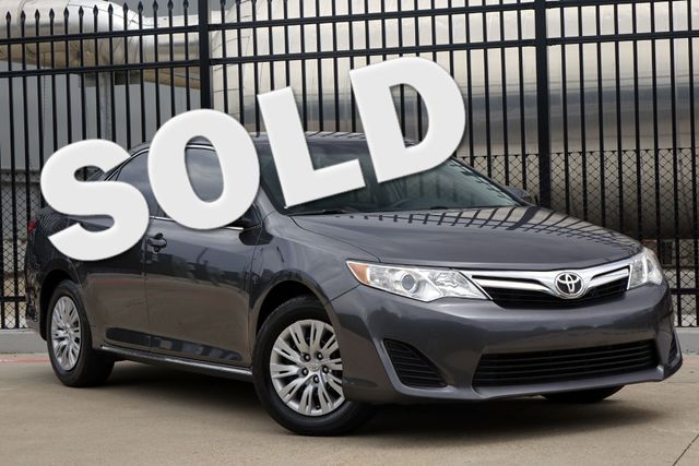 2014 Toyota Camry 2014.5 * LE * 35 MPG * Local Dallas Car * PWR SEAT Plano, Texas 0