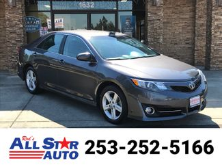 2014 Toyota Camry SE in Puyallup Washington, 98371