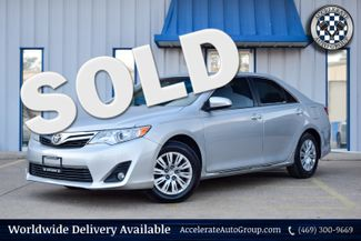 2014 Toyota Camry LE in Rowlett