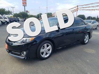 2014 Toyota Camry SE in San Antonio TX, 78233
