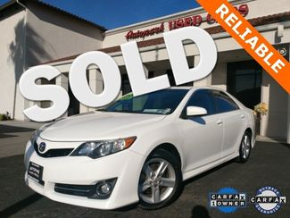 2014 Toyota Camry SE | San Luis Obispo, CA | Auto Park Sales & Service in San Luis Obispo CA
