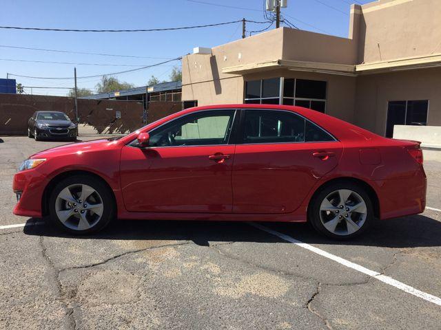 2014 Toyota Camry Se Sport 3 MONTH/3,000 MILE NATIONAL POWERTRAIN WARRANTY Mesa, Arizona 1