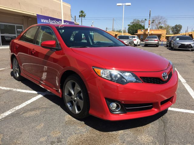 2014 Toyota Camry Se Sport 3 MONTH/3,000 MILE NATIONAL POWERTRAIN WARRANTY Mesa, Arizona 6