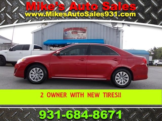 2014 Toyota Camry LE Shelbyville, TN