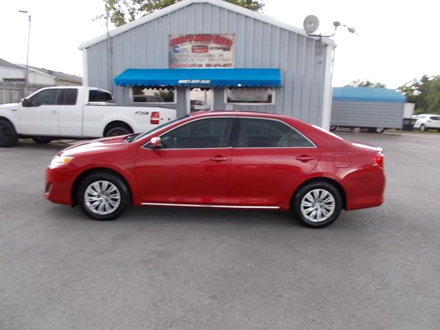 2014 Toyota Camry LE Shelbyville, TN 2