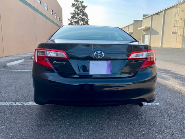 2014 Toyota Camry LE Tampa, Florida 5