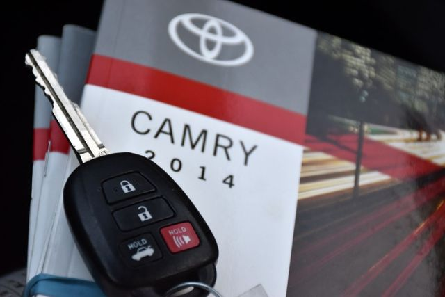 2014 Toyota Camry LE Waterbury, Connecticut 26