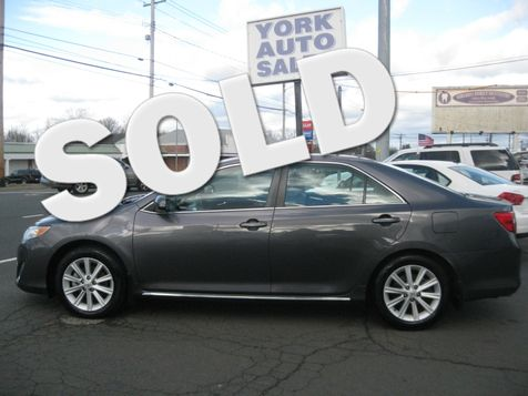 2014 Toyota Camry XLE in , CT