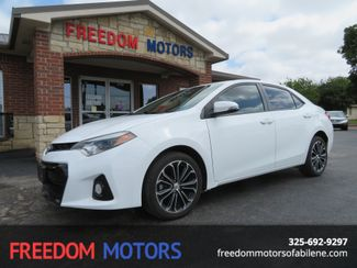 2014 Toyota Corolla S Plus   Abilene, Texas   Freedom Motors  in Abilene,Tx Texas
