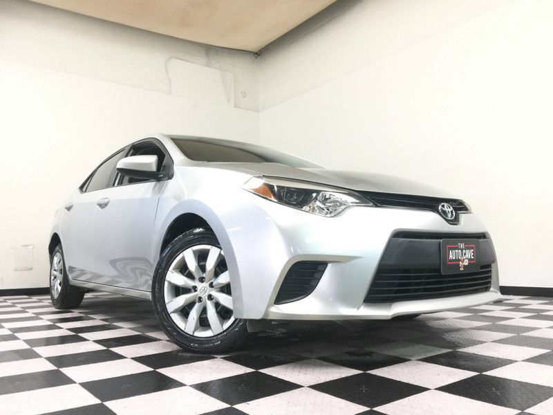 2014 Toyota Corolla *Drive TODAY & Make PAYMENTS* | The Auto Cave in Addison