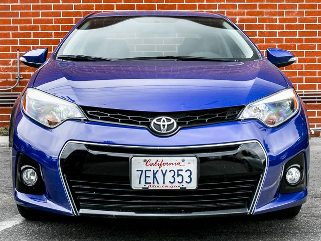 2014 Toyota Corolla S Plus Burbank, CA 2