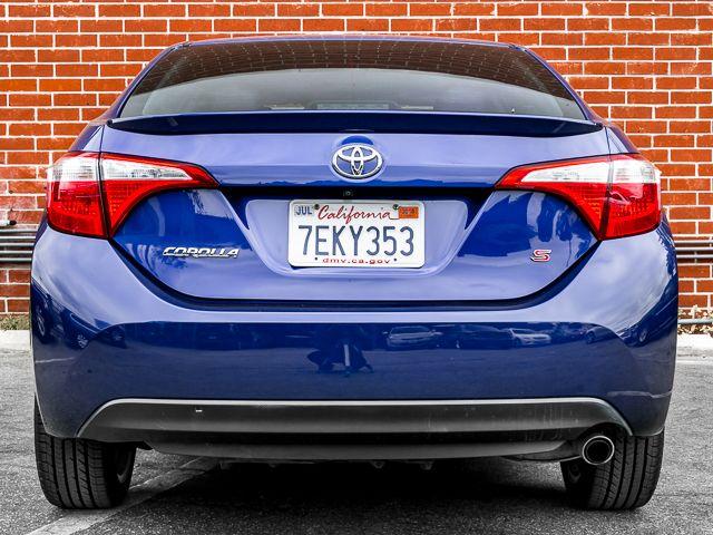 2014 Toyota Corolla S Plus Burbank, CA 3