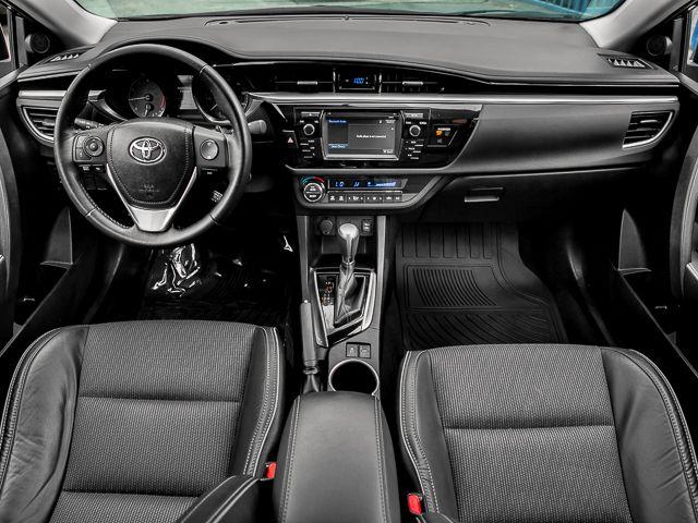 2014 Toyota Corolla S Plus Burbank, CA 8