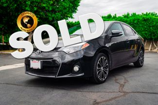 2014 Toyota Corolla in cathedral city, California