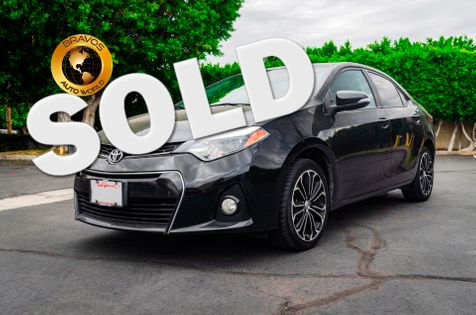 2014 Toyota Corolla S Plus in cathedral city