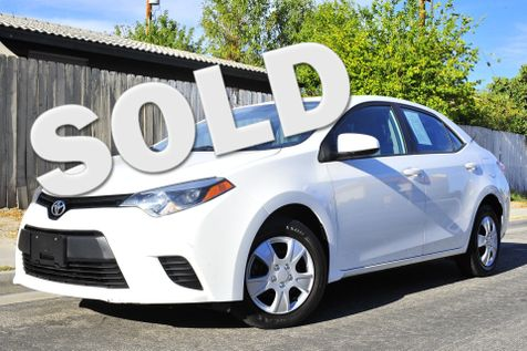 2014 Toyota Corolla L in Cathedral City