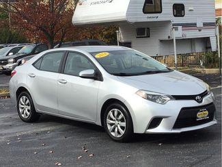2014 Toyota Corolla LE | Champaign, Illinois | The Auto Mall of Champaign in Champaign Illinois