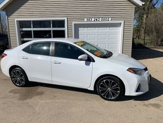 2014 Toyota Corolla S Plus in Clinton, IA 52732