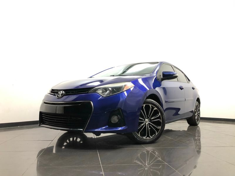 2014 Toyota Corolla *Get Approved NOW* | The Auto Cave in Dallas
