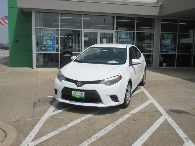 2014 Toyota Corolla in Dallas, TX 75237