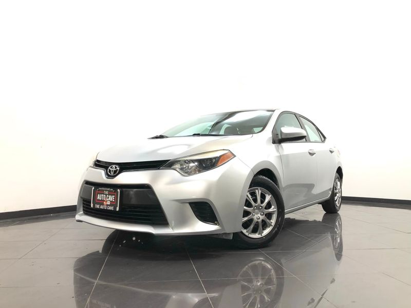 2014 Toyota Corolla *Drive TODAY & Make PAYMENTS* | The Auto Cave in Dallas