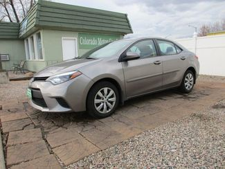 2014 Toyota Corolla LE Plus in Fort Collins, CO 80524