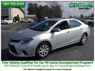 2014 Toyota COROLLA  | Hot Springs, AR | Central Auto Sales in Hot Springs AR