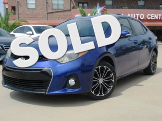 2014 Toyota Corolla S Plus | Houston, TX | American Auto Centers in Houston TX