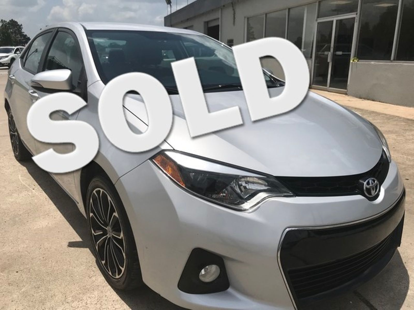 2014 Toyota Corolla S City Louisiana Billy Navarre Certified In Lake Charles,  Louisiana ...