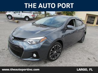 2014 Toyota Corolla S in Largo, Florida 33773