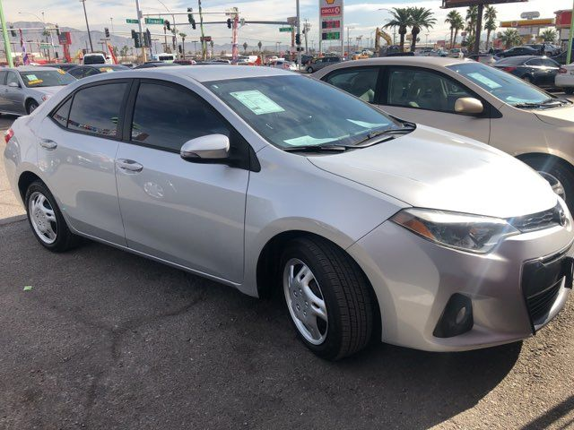 2014 Toyota Corolla S CAR PROS AUTO CENTER (702) 405-9905 Las Vegas, Nevada 1