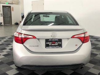 2014 Toyota Corolla S CVT LINDON, UT 3
