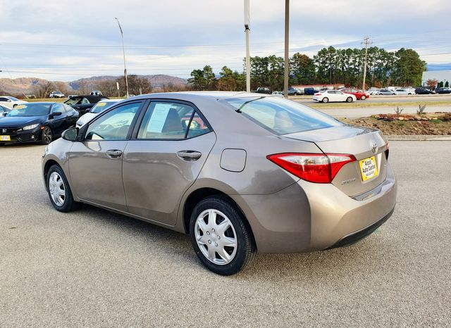2014 Toyota Corolla LE in Louisville, TN 37777