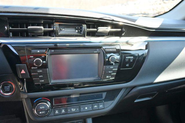 2014 Toyota Corolla S Premium Naugatuck, Connecticut 17