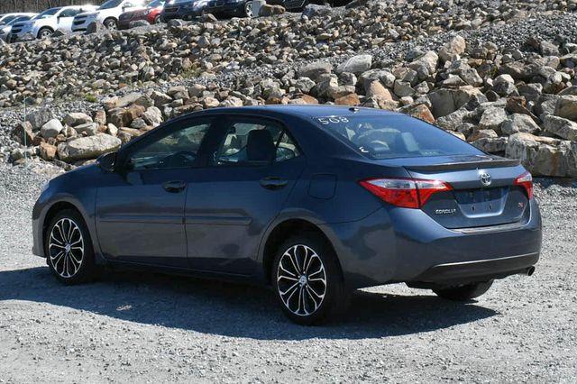 2014 Toyota Corolla S Premium Naugatuck, Connecticut 4