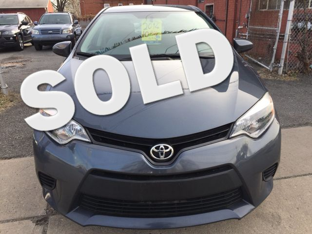 2014 Toyota Corolla LE One Owner Clean Carfax New Brunswick, New Jersey