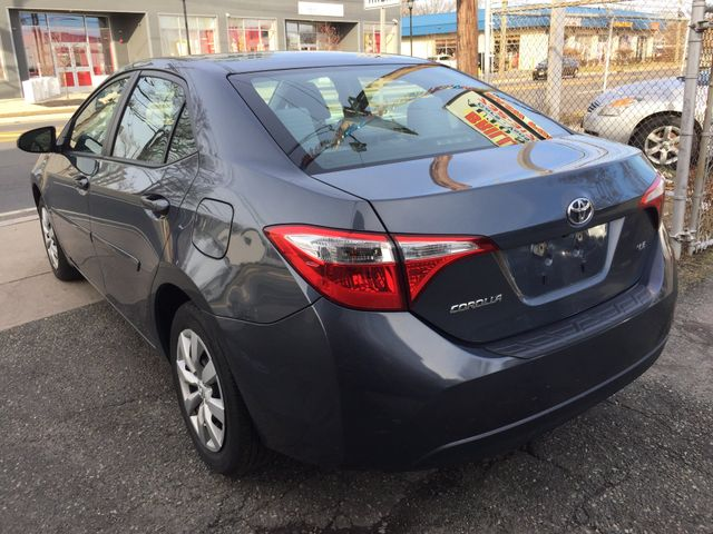 2014 Toyota Corolla LE One Owner Clean Carfax New Brunswick, New Jersey 8