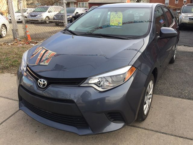 2014 Toyota Corolla LE One Owner Clean Carfax New Brunswick, New Jersey 1