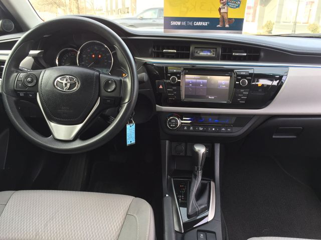 2014 Toyota Corolla LE One Owner Clean Carfax New Brunswick, New Jersey 13