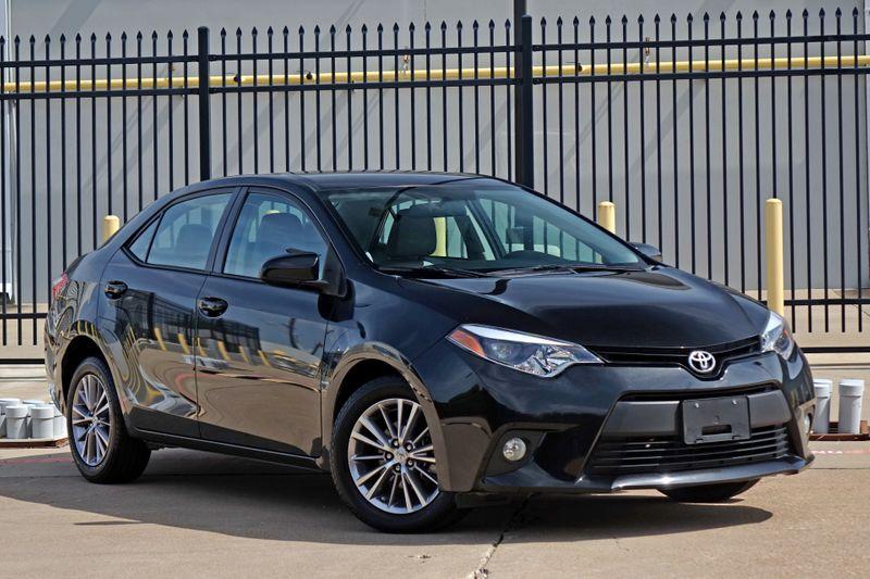 2014 Toyota Corolla LE   Plano, TX   Carrick's Autos in Plano TX