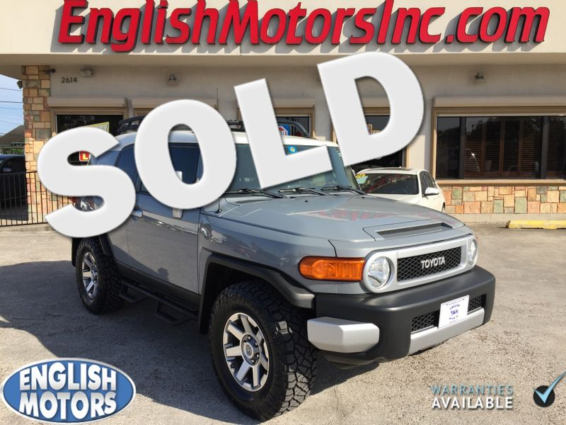 2014 Toyota FJ Cruiser   Brownsville TX  English Motors  in Brownsville, TX