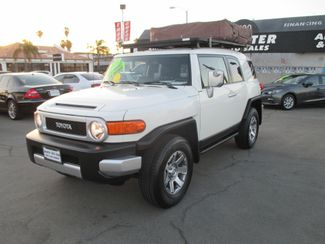 2014 Toyota FJ Cruiser 4WD SUV in Costa Mesa California, 92627