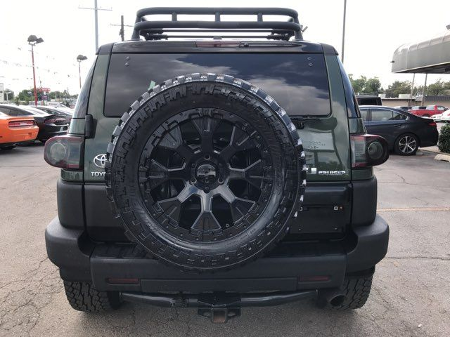2014 Toyota FJ Cruiser OFF ROAD in Oklahoma City, OK 73122