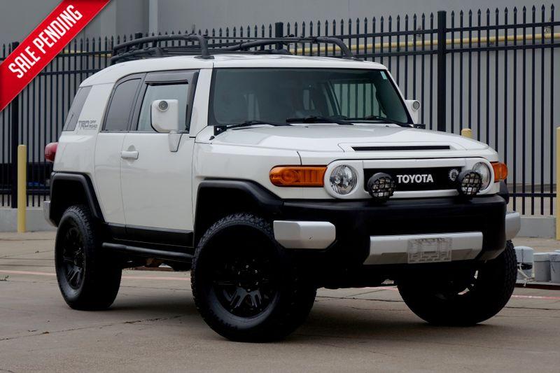 2014 Toyota FJ Cruiser 4x4* BU Cam* EZ Finance** | Plano, TX | Carrick's Autos in Plano TX