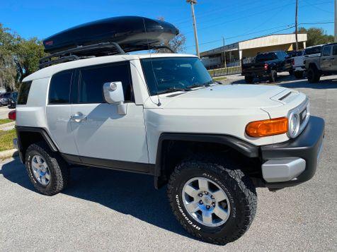 2014 Toyota FJ Cruiser FJ OFF-ROAD PAK YAKIMA BOX CARFAX CERT  in Plant City, Florida