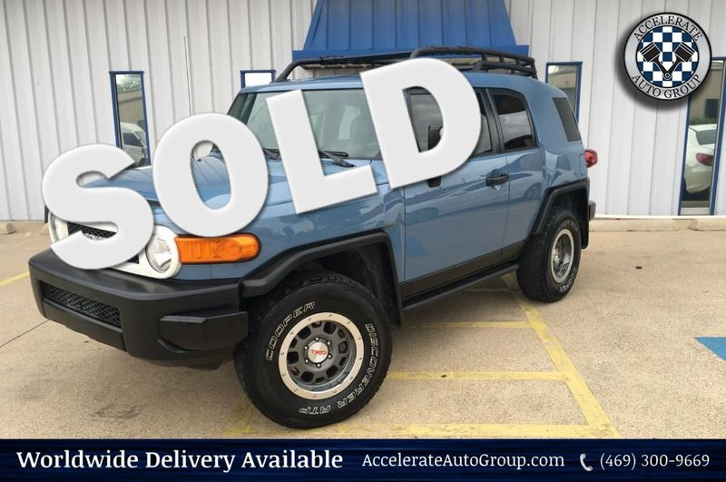 2014 Toyota FJ Cruiser Ultimate in Rowlett Texas